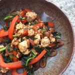 cookalong Thai basil stir fry