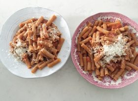 the easiest tomato sauce for pasta