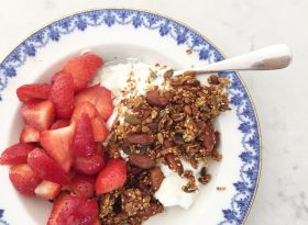 easy breakfasts for busy families