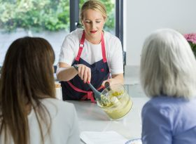 cooking classes in Cheshire