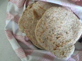 wholemeal tortillas